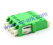 四芯LC光纤适配器(一体式)
