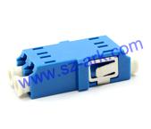 LC一体式光纤适配器